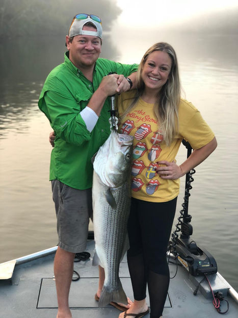 Lake Allatoona Fishing charter