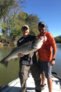Etowah River Fishing Guide