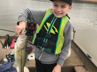 Lake Allatoona Fishing Report 2/12/17