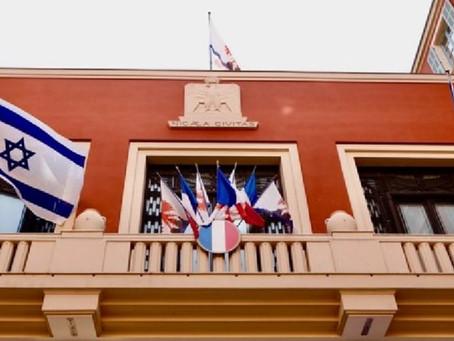 Christian Estrosi affiche avec détermination son soutien à Israël