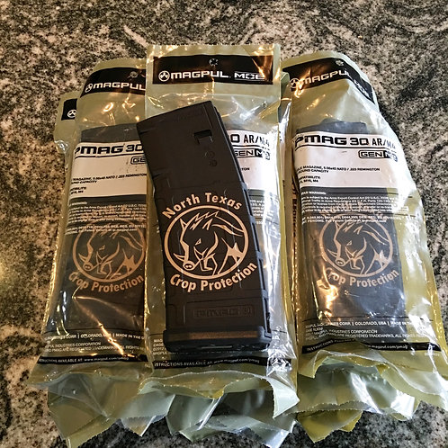 NTX Crop Protection AR-15 Mags