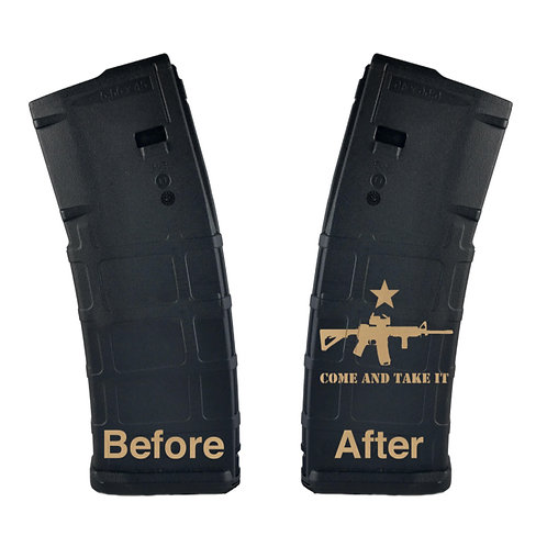 Custom AR15 Magazines