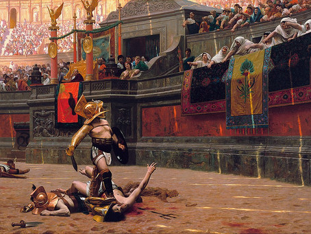 Free Lances, Gladiators, and Other Violent Things: Editing as a Merciless Labor (of Love)