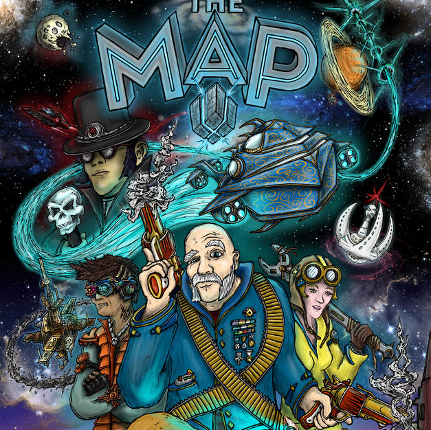 The Map: Book One of the Edwina Chronicles