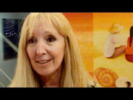 Marite Svast es la artista del objeto premio Enrique 5 Edición.