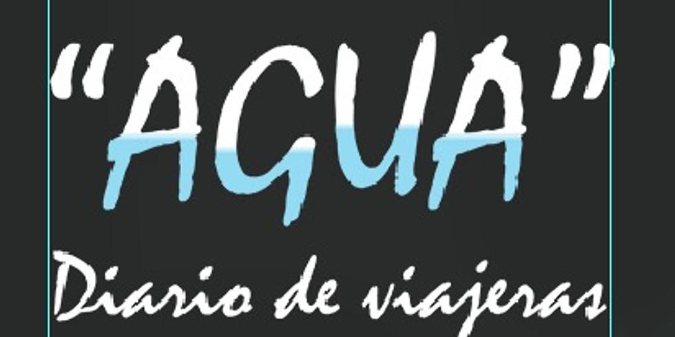 Agua, diario de Viajeras