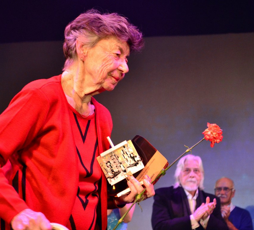 premio mayor Estela Maris Siroli
