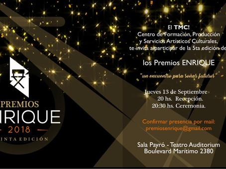 La Gala de los Premios Enrique una noche de emociones imperdible