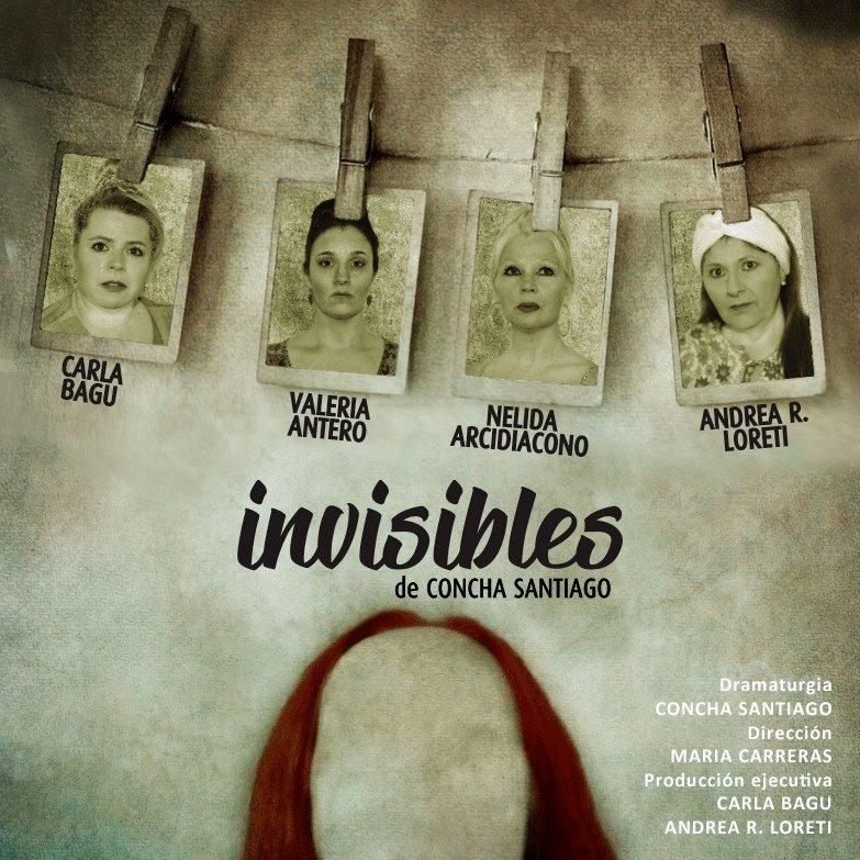 invisibles afiche