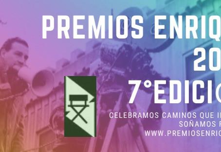 """Los Premios Enrique, en tiempos del """"Covid"""""""