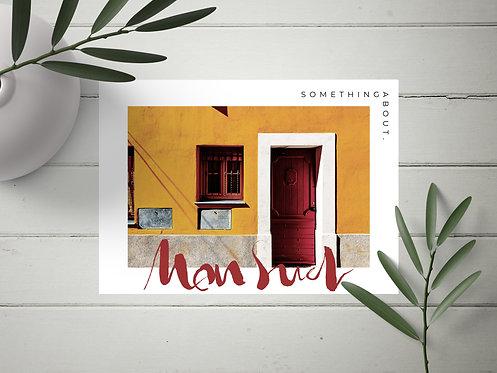 Carte Postale Mon Sud N°2