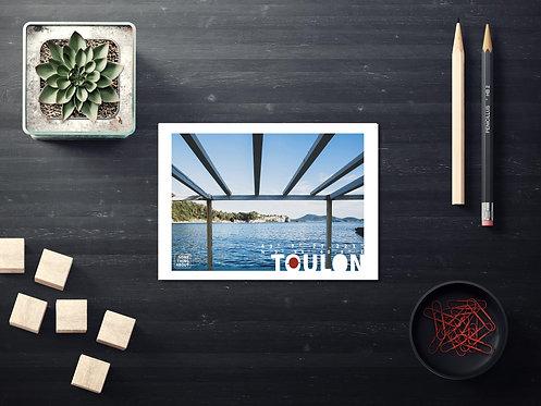 Carte Postale Le Lab' Toulon N°10