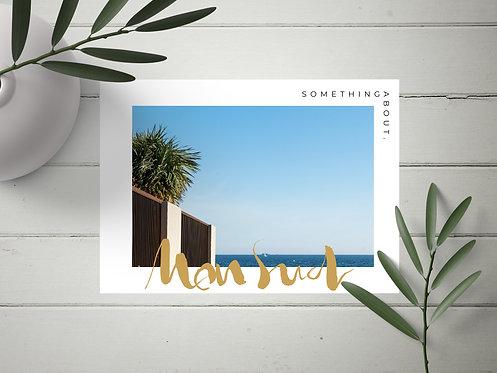 Carte Postale Mon Sud N°3
