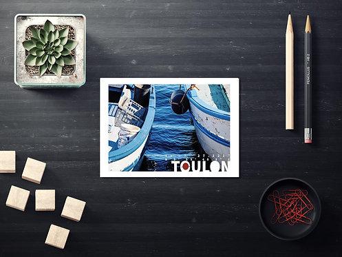 Carte Postale Le Lab' Toulon N°11