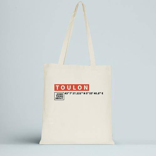TOULON - TOTE BAG ECRU