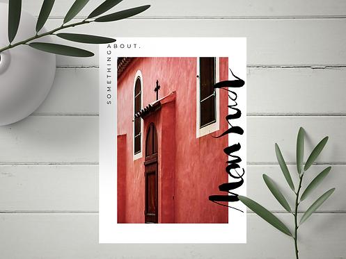 Carte Postale Mon Sud N°15