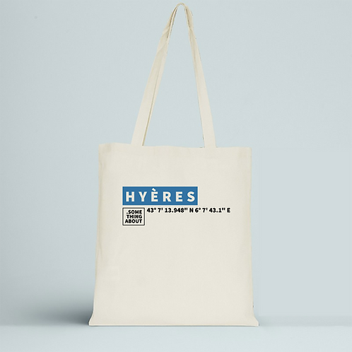HYERES - TOTE BAG ECRU