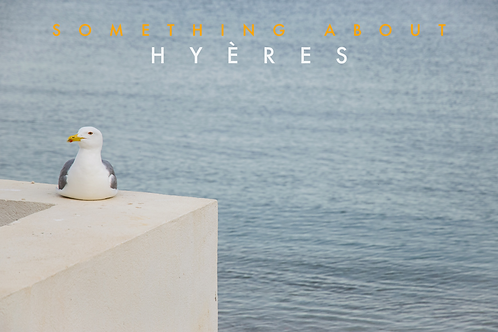 Affiche Something About Hyères #8