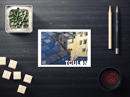 Carte Postale Le Lab' Toulon N°22