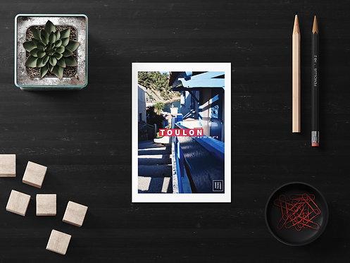 Carte Postale Le Lab' Toulon N°8