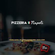 Pizzeria Napoli - Hyères