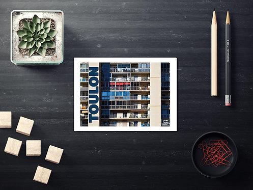 Carte Postale Le Lab' Toulon N°14