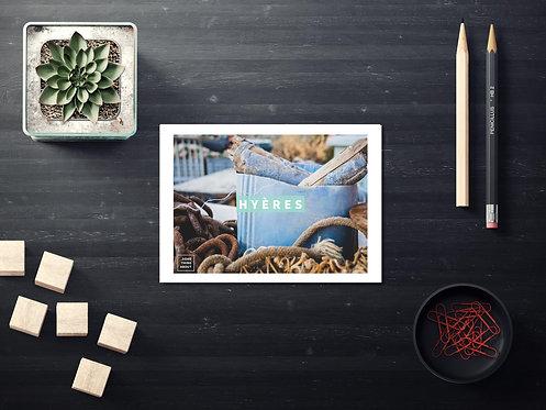 Carte Postale Le Lab' Hyères N°12