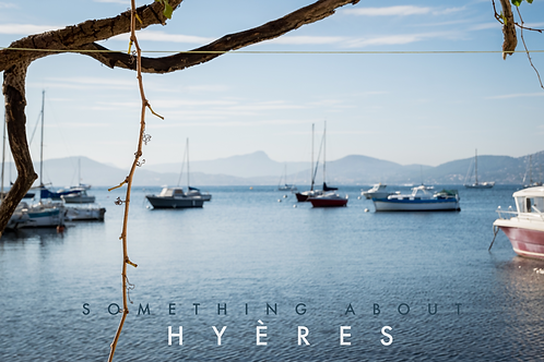 Affiche Something About Hyères #2