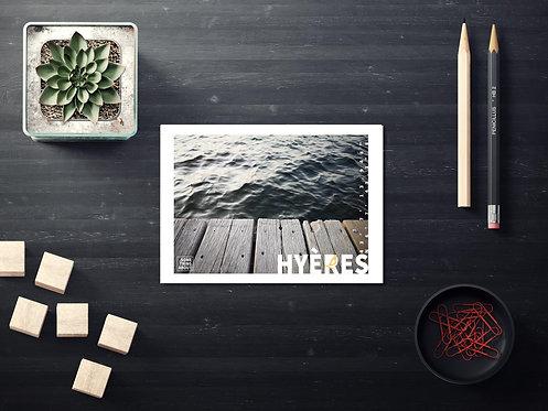 Carte Postale Le Lab' Hyères N°17