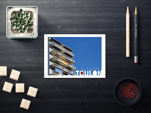 Carte Postale Le Lab' Toulon N°20