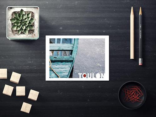 Carte Postale Le Lab' Toulon N°23