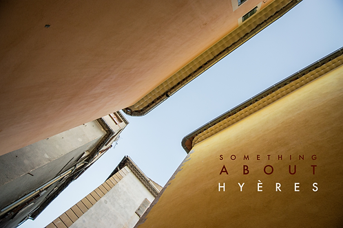 Affiche Something About Hyères #3