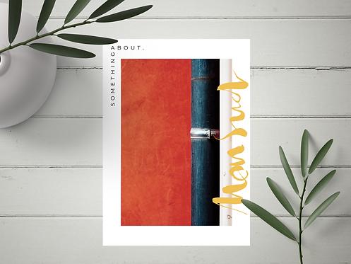 Carte Postale Mon Sud N°19