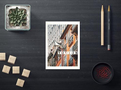 Carte Postale Le Lab' Toulon N°34