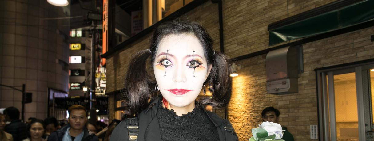 Halloween in SHIBUYA