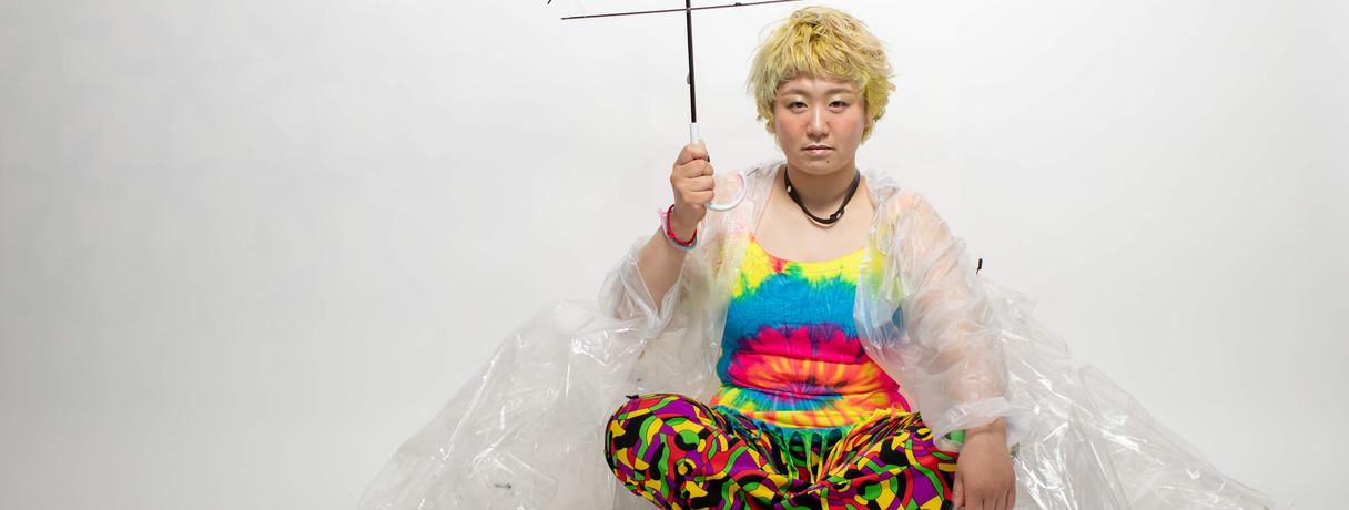 傘のリサイクル(カヨウビ)