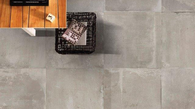 Cement Light Grey 50x50