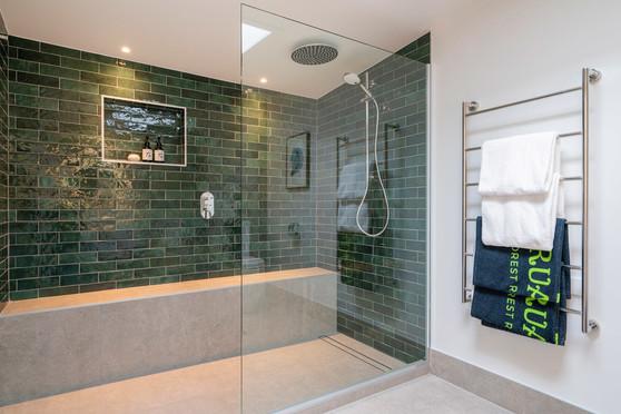 EQU057_bathroom1__Artisan Moss Green Glo
