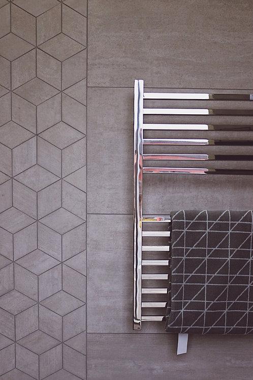 Heated Towel Rail Designer Premium 14-Bar Square