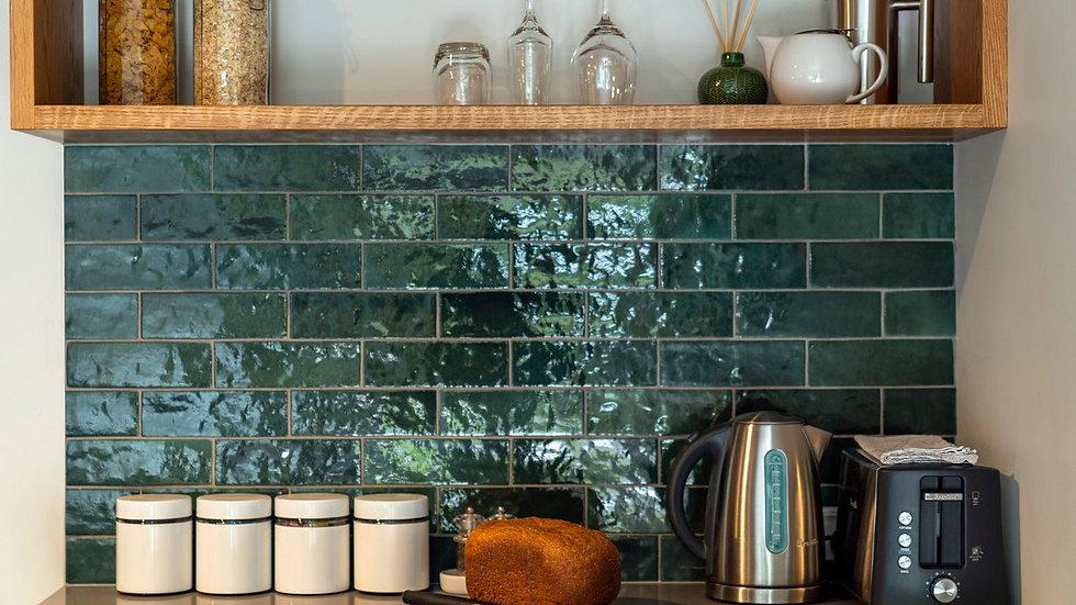 Artisan Moss Green Gloss 6.5x20