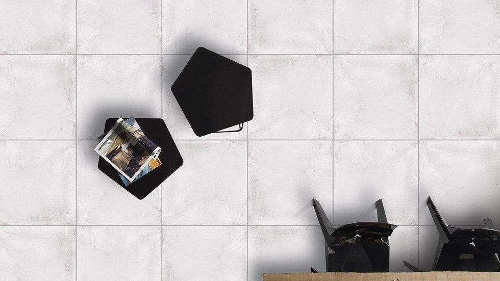 Cement White 50x50