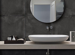 Cement Dark Grey - Bathroom
