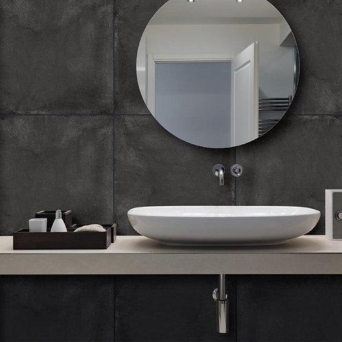 Cement Dark Grey 50x50