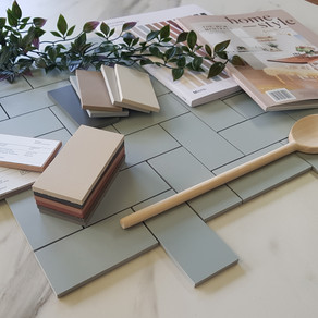 Microtiles: Earthy Tones & Interesting Layouts for Endless Possibilities