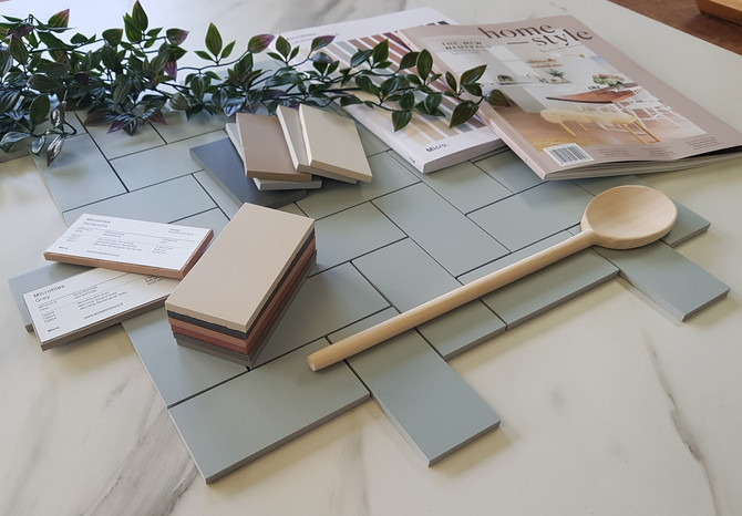 Microtiles: An earthy collection with endless possibilities