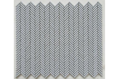 Mini Herringbone 86 Grey
