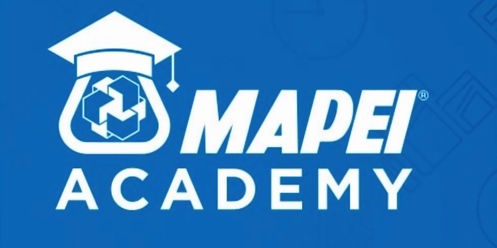 Tile Shed / Mapei Waterproofing Course
