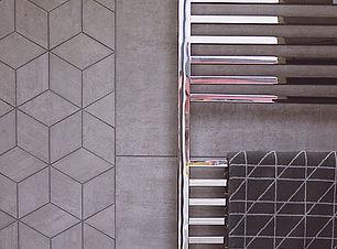 Heated Towel Rail Designer Premium 14-Ba