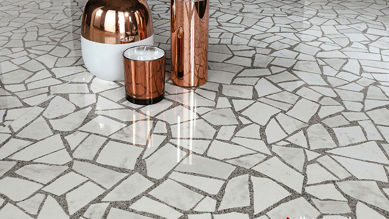 Marvel Terrazzo Carrara Pol 60