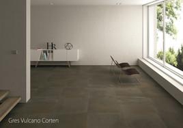 Gres Vulcano Corten 60x60